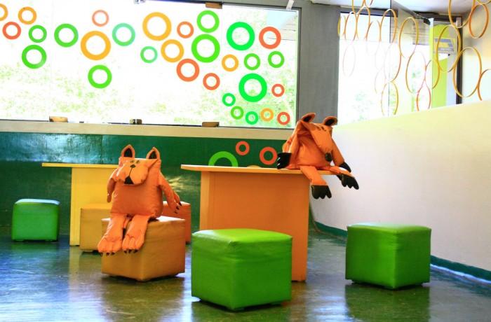 Sala de espera para niños