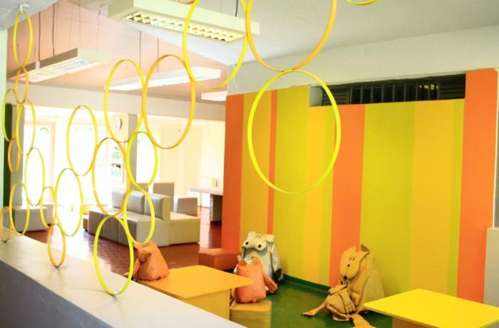 Sala de espera niños